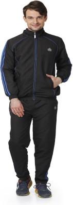 ABLOOM Self Design Men Track Suit