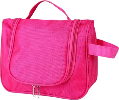 Shadow Fax Multipurpose Travel Toiletry Kit Pink
