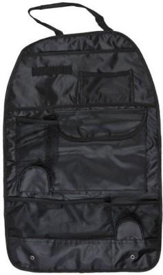 Divinext Car Back Seat Organizer Storage Bag Multi Pocket Hanging Organiser Multicolor