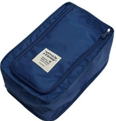 Swarish Waterproof Shoe Storage Bag Blue Swarish Travel Organizers