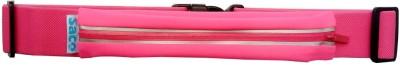 Saco Waist Bag Pink Saco Travel Pouches