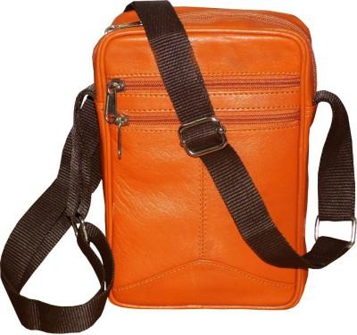 Style 98 Tan Sling Bag Style 98 Cross Body Bags