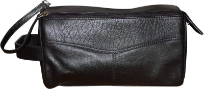 Kan Cosmetic Pouch Black