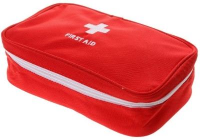 Swarish Cosmetic Pouch Red Swarish Travel Pouches