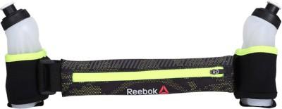 REEBOK Waist Bag Green, Black REEBOK Travel Pouches