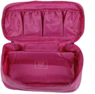 Ruby Cosmetic Pouch Pink