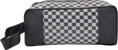 PSH single zip plane cheak Travel Shaving Bag