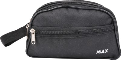 PSH max shaving kit Travel Shaving Bag Black