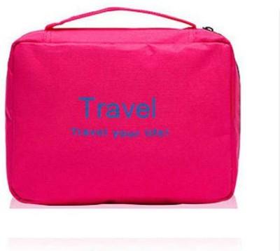 Magnas Waterproof Bag Travel Toiletry Kit Pink Magnas Travel Toiletry Kits