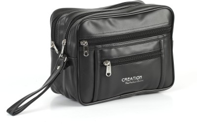 Creation Creation Foam Pouch 2 Travel Toiletry Kit Black