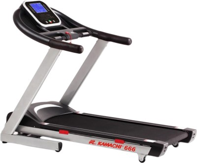 Kamachi 666 Motorized With Mp3 Treadmill