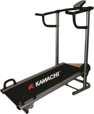 Kamachi 2 In 1 Manual Treadmill