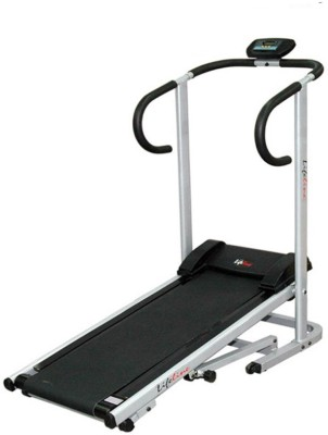 Lifeline FoldableManual Treadmill  available at flipkart for Rs.9149