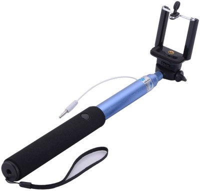 Your Deal Cable Selfie Stick(Blue) Flipkart