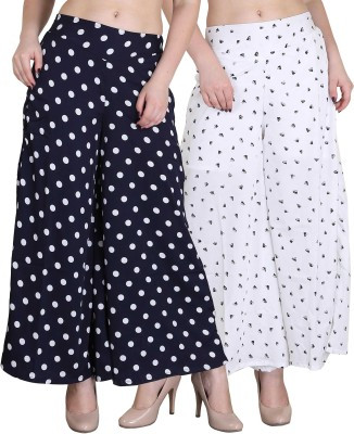 Kannan Regular Fit Women Multicolor Trousers