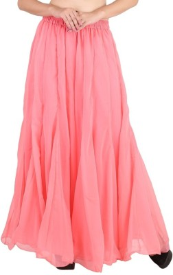 Shararat Flared Women Pink Trousers
