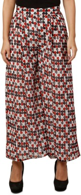 Oxolloxo Regular Fit Women Multicolor Trousers at flipkart