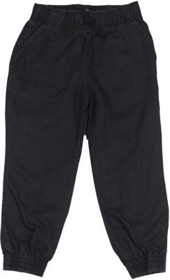 The Children's Place Regular Fit Boys Black Trousers at flipkart