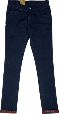 United Colors of Benetton. Skinny Women's Blue Jeans