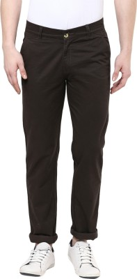 Yepme Regular Fit Men's Grey Trousers