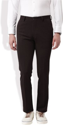 Invictus Slim Fit Men's Pink Trousers