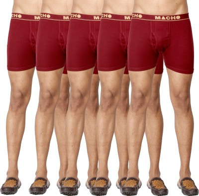 Macho Interlock Men's Trunks