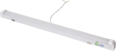 Geospec T8Batton Type9W 2Feet Straight Linear LED Tube Light White Geospec Tube Lights