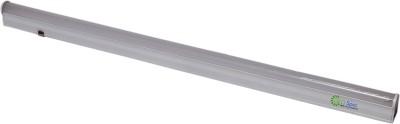 Geospec T5 Batton Type 9W- 2 Feet (Warm White) Straight Linear LED Tube Light(Yellow)
