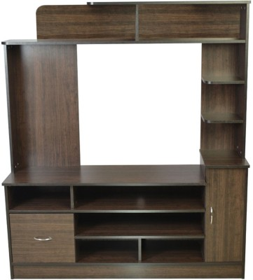 HomeTown Payton Engineered Wood TV Entertainment Unit(Finish Color - Wenge)