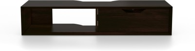 Urban Ladder Sawyer Solid Wood TV Entertainment Unit(Finish Color - Mahogany)