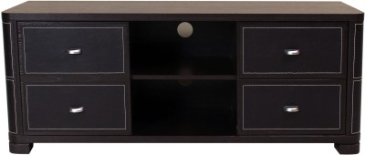 peachtree Engineered Wood TV Entertainment Unit(Finish Color - Brown)