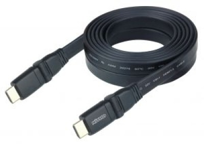 Q3 High Speed 5 Mtr HDMI Cable Black Best Price in India