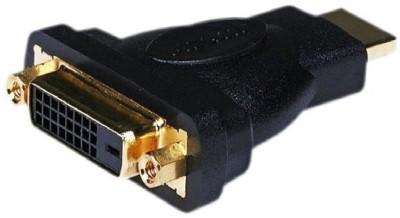 C E CNE63201 HDMI Male to DVI D Female Adapter CNE63201 Black, For TV, 0.0635 m