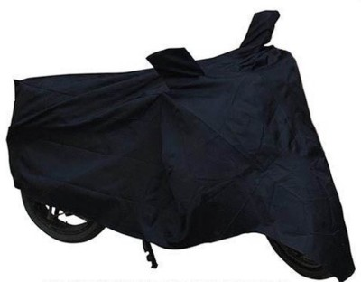 RWT Two Wheeler Cover for Honda(Dio, Black)  available at flipkart for Rs.199