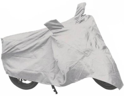CruiseConsole Two Wheeler Cover for Honda(CB Trigger, Silver)  available at flipkart for Rs.239