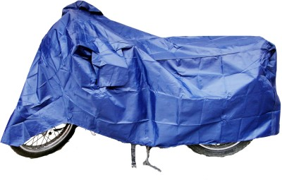 Dressrosa Two Wheeler Cover for Honda(CBR 150R, Blue)