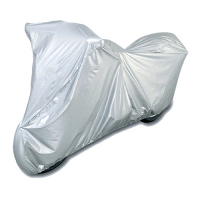 Retina V2 Two Wheeler Cover for Honda(CBF Stunner, Silver)