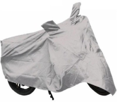 Next Zone Two Wheeler Cover for Honda(Trigger, Silver)  available at flipkart for Rs.199