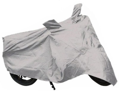 RZ World Two Wheeler Cover for Bajaj Pulsar 200 NS DTS i, Silver