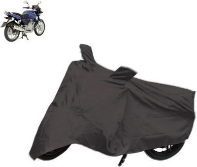 Auto Wheel Garage Two Wheeler Cover for Bajaj(Pulsar 150, Black)  available at flipkart for Rs.211