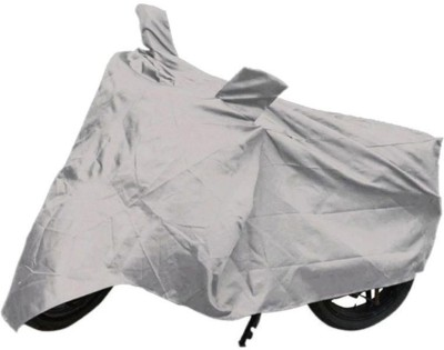 Cropp Two Wheeler Cover for Yamaha SZ S, Silver