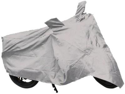 Storevila Two Wheeler Cover for Honda(CB Trigger, Silver)  available at flipkart for Rs.239