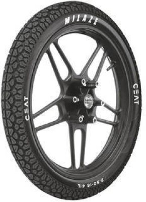 CEAT MilazeTL 3.00 18 Rear Tyre Dual Sport, Tube Less CEAT Bike Tyres