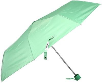 Bizarro Plain 3-Fold 1 Umbrella(Green)