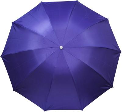 AAA 3 Fold Plain Umbrella(Royal Blue)