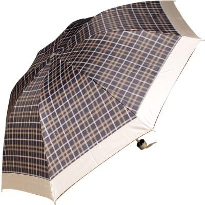 Dizionario Umb2_1linebr Umbrella(Brown, Grey)