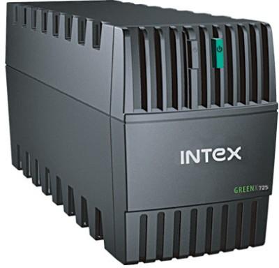 Intex-Green-X-725-600VA/360W-UPS