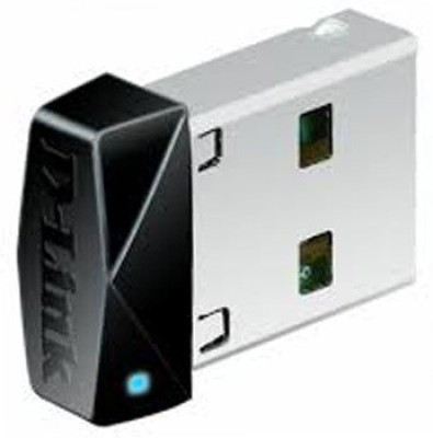 D-Link DWA 121 USB Adapter(Black)
