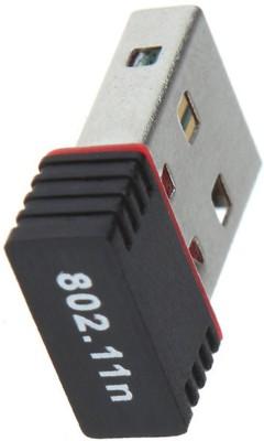 Terabyte Nano 802.11n Wireless N Wifi USB Adapter Black Terabyte Wireless USB Adapters