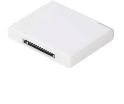 Shrih Music Receiver For iPad/iPod/iPhone SHR 9291 Bluetooth White